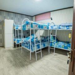 Hostel Kvartira 22 Кровать в общем номере с двухъярусной кроватью фото 3