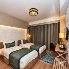 Aybar Hotel 4* Стандартный номер с двуспальной кроватью фото 9