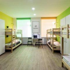 Хостел PoduShkinn комната для гостей фото 2