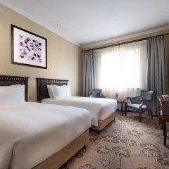 Отель Mercure Shanghai Hongqiao Airport 4* Улучшенный номер с 2 отдельными кроватями фото 3