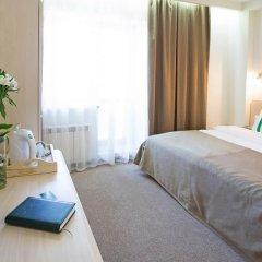 Президент Отель 4* Улучшенный номер с различными типами кроватей фото 12