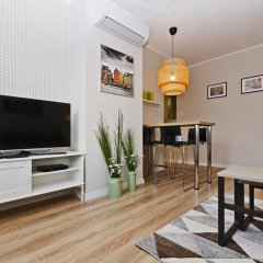 Апартаменты Apartments Wroclaw - Luxury Silence House Студия с различными типами кроватей