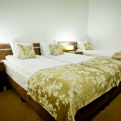Отель Apartamenty Rubin Стандартный номер с различными типами кроватей фото 18