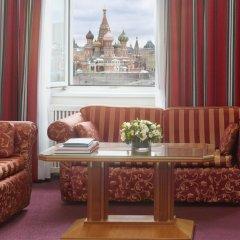 Гостиница Балчуг Кемпински Москва 5* Люкс разные типы кроватей фото 9