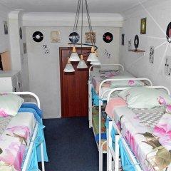 Хостел Достоевский Кровать в общем номере с двухъярусной кроватью фото 25