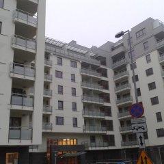Отель Apartament Centrum Giełdowa Польша, Варшава - отзывы, цены и фото номеров - забронировать отель Apartament Centrum Giełdowa онлайн балкон