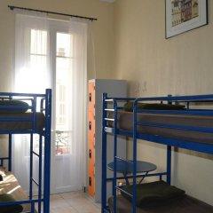 Отель Backpackers Chez Patrick Кровать в общем номере с двухъярусной кроватью фото 4