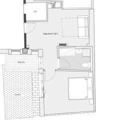 Отель Candia Suites & Rooms парковка