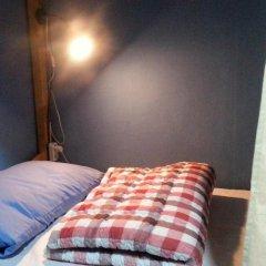 Hostel Maru Hongdae Стандартный номер с различными типами кроватей фото 6