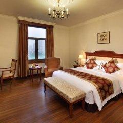 Jin Jiang Pacific Hotel Shanghai комната для гостей