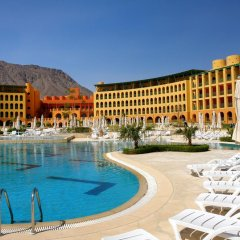 Отель Strand Beach and Golf Resort Taba Heights бассейн фото 2