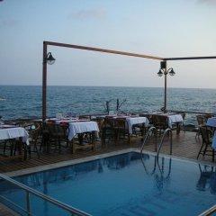 Yali Hotel Турция, Сиде - отзывы, цены и фото номеров - забронировать отель Yali Hotel онлайн бассейн