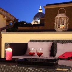Отель Relais Vatican View балкон