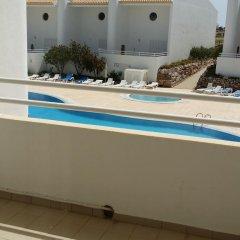 Отель Aldeia Da Galé балкон