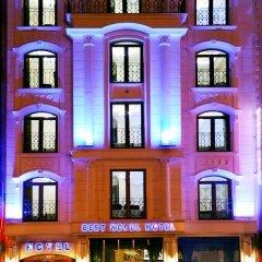 Best Nobel Hotel 2 3* Стандартный номер с различными типами кроватей фото 27
