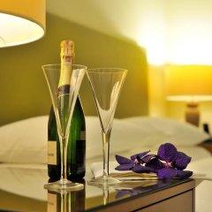 Отель Regent Warsaw 5* Номер Делюкс с различными типами кроватей фото 4
