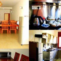 Апартаменты Ocean Breeze Apartment Colombo питание фото 3