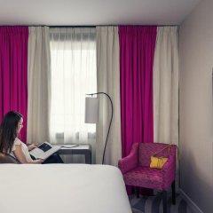 Отель Mercure Paris Tour Eiffel Grenelle 4* Стандартный номер с двуспальной кроватью фото 2