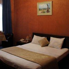 Platinum Hotel 3* Стандартный номер двуспальная кровать фото 11