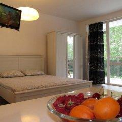 Отель Aparthotel Cote D'Azure 3* Студия Эконом с различными типами кроватей фото 26