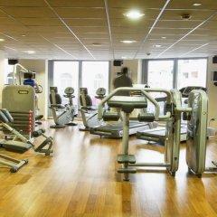 Gran Hotel Sol y Mar (только для взрослых 16+) Кальпе фитнесс-зал фото 2