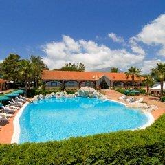 Отель Relais le Magnolie Казаль-Велино бассейн