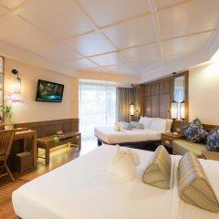 Отель Katathani Phuket Beach Resort 5* Номер Делюкс с двуспальной кроватью фото 13