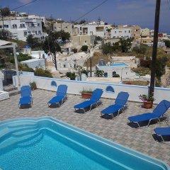 Отель Stella Nomikou Apartments Греция, Остров Санторини - отзывы, цены и фото номеров - забронировать отель Stella Nomikou Apartments онлайн бассейн фото 3