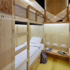 Гостиница Twin Cities Melbourne Кровать в общем номере с двухъярусной кроватью фото 4
