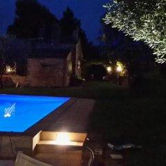 Отель Antico Casale Fossacieca Чивитанова-Марке бассейн фото 3