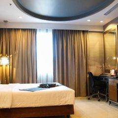 Отель Furamaxclusive Asoke 4* Номер Делюкс фото 6