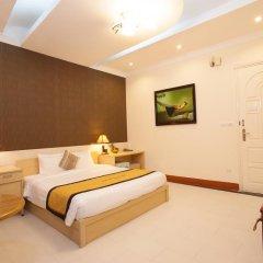 Hanoi Old Quarter Hotel 3* Номер Делюкс разные типы кроватей фото 8