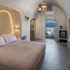 Отель Athina Luxury Suites 4* Люкс с двуспальной кроватью фото 11