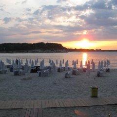 Family Hotel Teos пляж