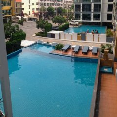 Отель NEO Condo Jomtien by Good Luck бассейн фото 3