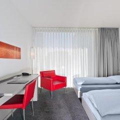Отель INNSIDE by Meliá Frankfurt Niederrad 3* Стандартный номер с различными типами кроватей фото 3