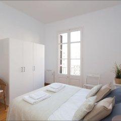 Отель Priority Fira Apartments Испания, Барселона - отзывы, цены и фото номеров - забронировать отель Priority Fira Apartments онлайн комната для гостей фото 2