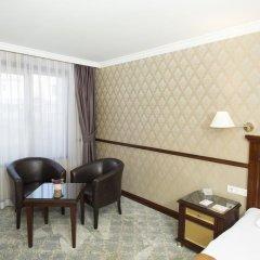 Topkapi Inter Istanbul Hotel 4* Стандартный номер с различными типами кроватей фото 24
