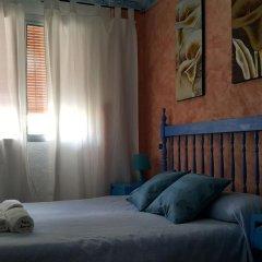 Отель Giraldilla Стандартный номер с различными типами кроватей (общая ванная комната) фото 10