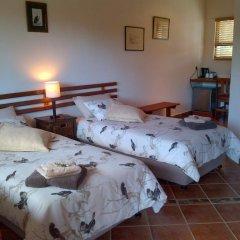 Отель Fish Eagles Lodge Стандартный номер с 2 отдельными кроватями