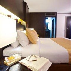 King Park Avenue Hotel 4* Представительский люкс с различными типами кроватей фото 11
