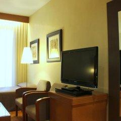 Отель Aparthotel Mariano Cubi Barcelona 4* Апартаменты с различными типами кроватей фото 4