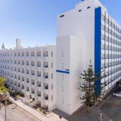 Hotel Navegadores вид на фасад фото 3