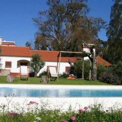 Отель Monte Do Areeiro бассейн