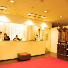 Отель Wing International Meguro Япония, Токио - отзывы, цены и фото номеров - забронировать отель Wing International Meguro онлайн интерьер отеля фото 3