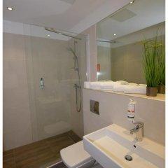 Отель Motel Plus Berlin 3* Номер Комфорт с различными типами кроватей фото 11