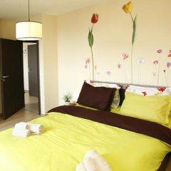 Апартаменты Madrid Apartments Cherkovna комната для гостей фото 2