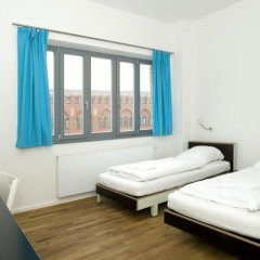 Отель Pfefferbett Hostel Германия, Берлин - отзывы, цены и фото номеров - забронировать отель Pfefferbett Hostel онлайн комната для гостей фото 5