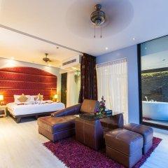 Отель IndoChine Resort & Villas 4* Улучшенный люкс с разными типами кроватей фото 5