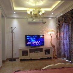 Апартаменты Duoleju Family Seaview Apartment Стандартный номер с различными типами кроватей фото 4